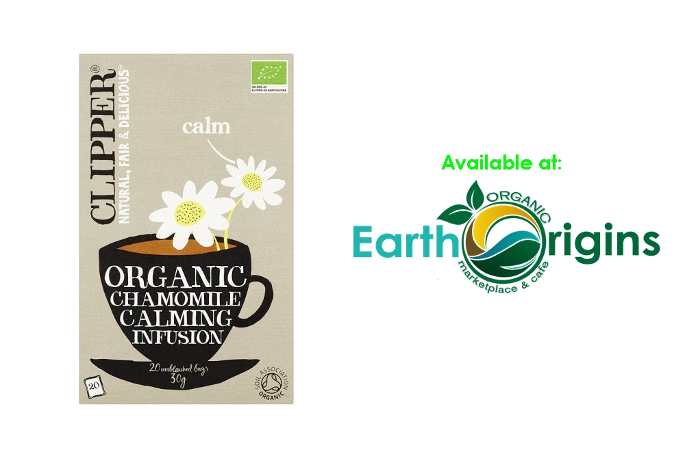 Clipper Organic Chamomile Tea