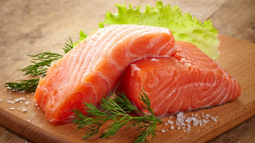 Salmon: Wild versus Farm Raised