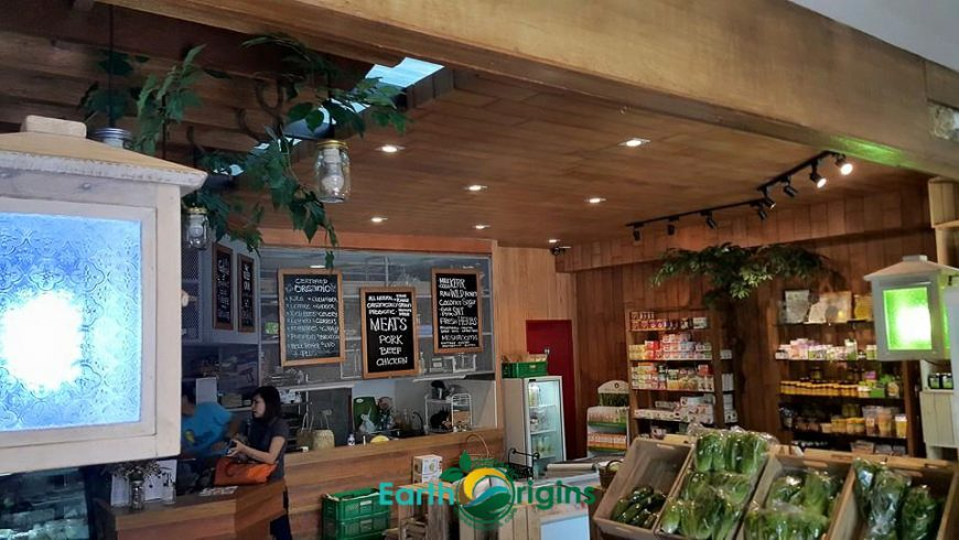 Welcome to our new haven of healthy lifestyle – EarthOrigins Marketplace & Cafe!