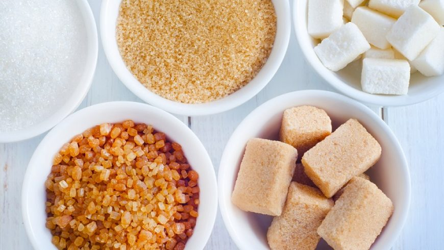 Artificial Sweeteners versus Natural Sweeteners